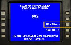 Kode Bank BRI Untuk Transfer Dari BTN Terbaru