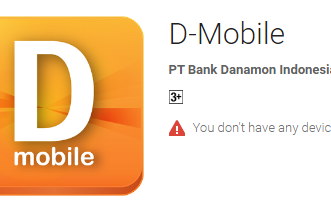Cara Download Danamon Mobile Banking for Android