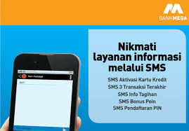 Cara Cek Tagihan Kartu Kredit Bank Mega Via Email