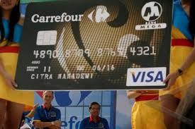 Cara Menggunakan Kartu Kredit Bank Mega Carrefour