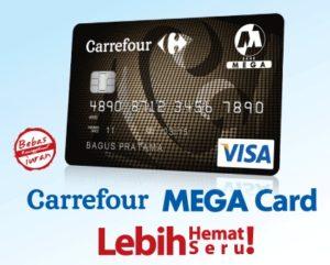 Bunga Kartu Kredit Bank Mega Terbaru