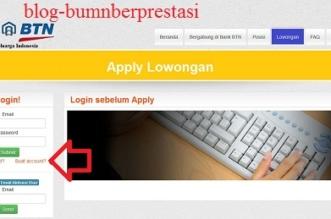Registrasi Online Bank BTN Panduan Pemula