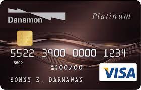 Limit Kartu Kredit Danamon Platinum Per Hari Berapa