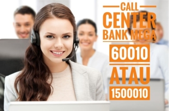 Call Center Bank Mega Bebas Pulsa 24 Jam