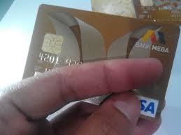 Email Bank Mega Kartu Kredit Terbaru