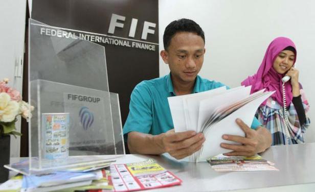 Tabel Angsuran FIF Gadai BPKB Motor Plus Kisaran Bunga ...